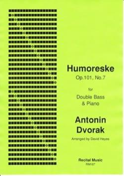 Humoreske Op.101 n° 7 - Antonin Dvorak - Partition - laflutedepan.com