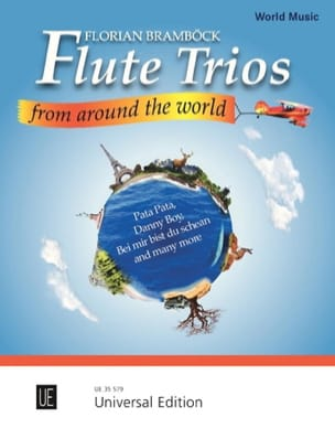 Flute Trios from around the World Partition laflutedepan