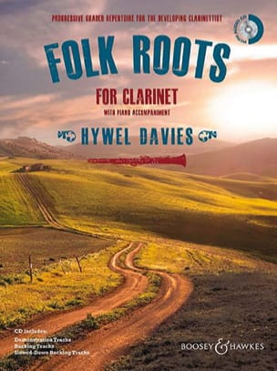 Davies Hywel - Folk Roots - Partition - di-arezzo.fr
