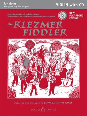 The Klezmer Fiddler - Violon Partition Violon - laflutedepan
