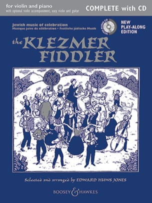 The Klezmer Fiddler - Complete Partition Violon - laflutedepan