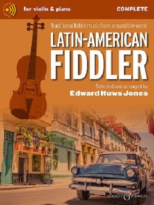 The Latin-American Fiddler - Complete Partition laflutedepan