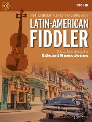 The Latin-American Fiddler - Violon seul - laflutedepan.com