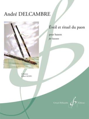 Éveil et rituel du paon - André Delcambre - laflutedepan.com