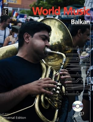 Traditionnel - World Music Balkan for Ensemble - Sheet Music - di-arezzo.co.uk
