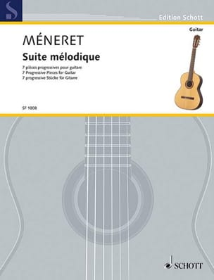 Laurent Méneret - Suite mélodique - Partition - di-arezzo.fr