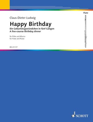 Klaus-Dieter Ludwig - Happy Birthday - Sheet Music - di-arezzo.co.uk