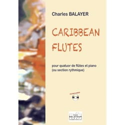 Charles Balayer - Caribbean Flutes - Sheet Music - di-arezzo.co.uk