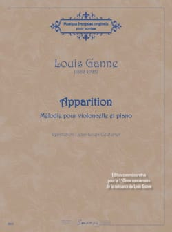 Louis Ganne - Apparition - Partition - di-arezzo.fr