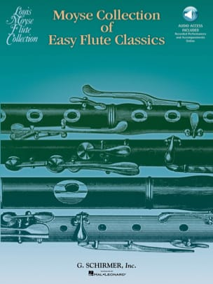 Collection of Easy Flute Classics Partition laflutedepan