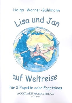 Helga Warner-Buhlmann - Lisa and Jan auf Weltreise - Sheet Music - di-arezzo.com
