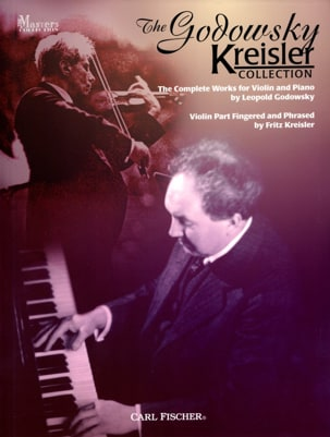 The Godowsky - Kreisler Collection - laflutedepan.com