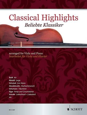 - Classical Highlights - Sheet Music - di-arezzo.co.uk