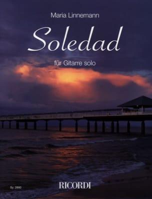 Soledad Maria Linnemann Partition Guitare - laflutedepan