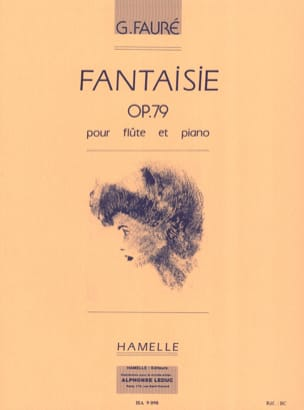 Gabriel Fauré - Fantasy Op. 79 - Partition - di-arezzo.co.uk