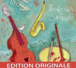 Collectif - Piccolo, Saxo and Company - Book - di-arezzo.co.uk