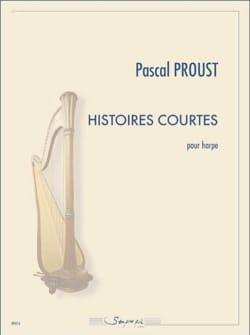 Histoires courtes - Pascal Proust - Partition - laflutedepan.com