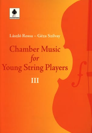Chamber Music For Young String Players 3 - laflutedepan.com