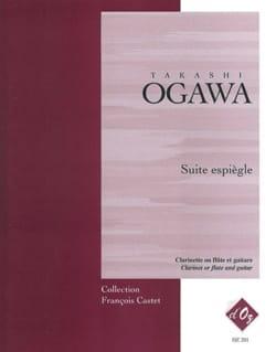 Suite espiègle pour flûte ou clarinette et guitare - laflutedepan.com