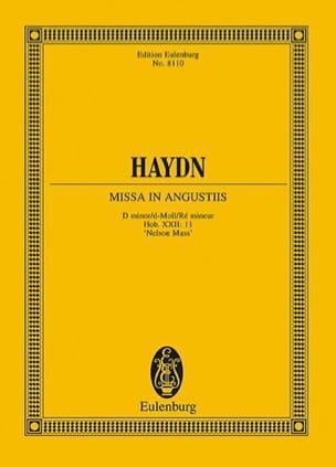 Missa in Angustiis en Ré mineur - Hob XXII:11 - laflutedepan.com