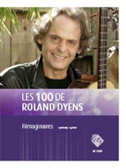 Filmaginaires Roland Dyens Partition Guitare - laflutedepan
