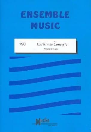Arcangelo Corelli - Christmas Concerto - Sheet Music - di-arezzo.com