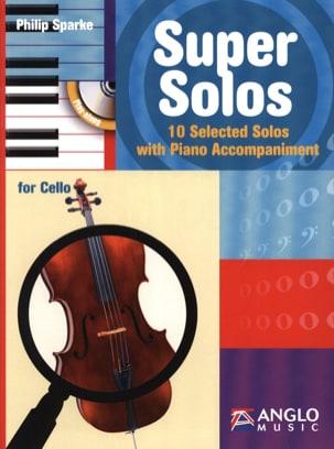 Super solos - Violoncelle - Philip Sparke - laflutedepan.com