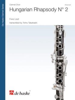 Franz Liszt - Rhapsodie hongroise n° 2 - Partition - di-arezzo.fr