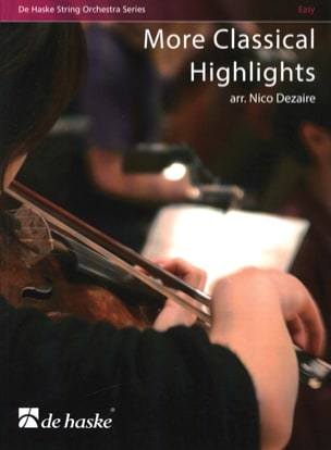 Nico Dezaire - More Classical Highlights - Sheet Music - di-arezzo.co.uk