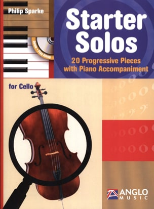 Philip Sparke - Starter Solos - Cello - Sheet Music - di-arezzo.com