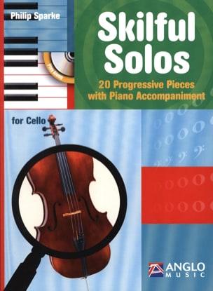 Philip Sparke - Skilful Solos - Violoncelle - Partition - di-arezzo.fr