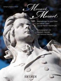 MOZART - Mozart, Mozart! - Sheet Music - di-arezzo.com