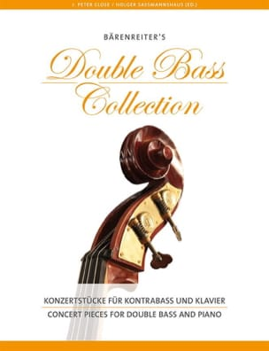 - Pieces Concert for Double Bass and Piano - Sheet Music - di-arezzo.co.uk