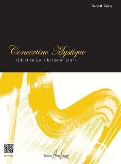 Benoit Wery - Concertino mystique - Partition - di-arezzo.fr