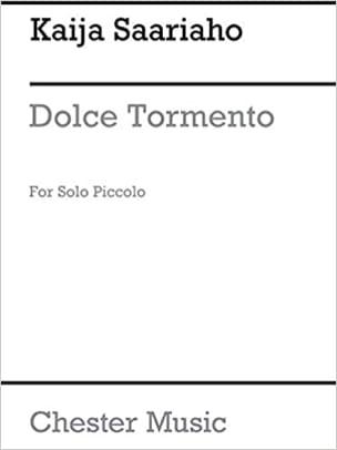 Kaija Saariaho - Dolce Tormento - Sheet Music - di-arezzo.com