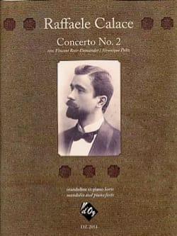 Raffaele Calace - Concerto N° 2 - Partition - di-arezzo.fr