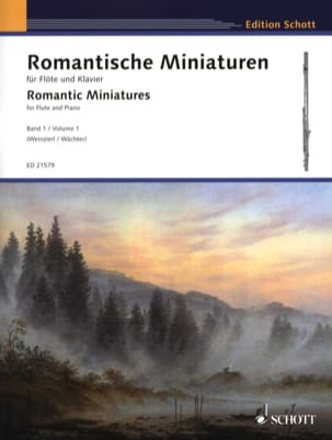 Romantische Miniaturen, Volume 1 Partition laflutedepan