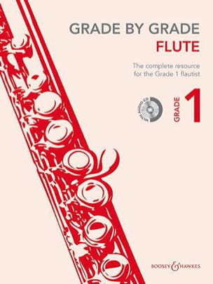 - Grade by Grade Flute - Volume 1 - Partition - di-arezzo.fr