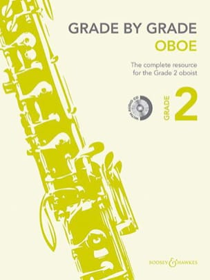- Grade by Grade Oboe - Volume 2 - Partition - di-arezzo.fr