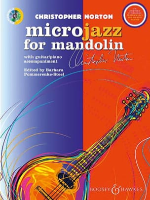Christopher Norton - Microjazz for Mandolin - Partition - di-arezzo.fr