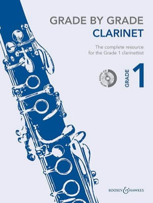 Grade by Grade Clarinet - Volume 1 - Partition - laflutedepan.com