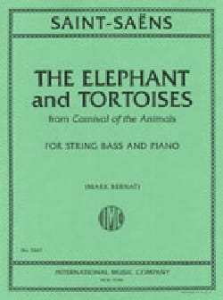 The Elephant and Tortoises - Camille Saint-Saëns - laflutedepan.com