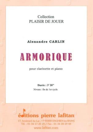 Alexandre Carlin - Armorica - Sheet Music - di-arezzo.co.uk