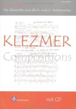 Klezmer Compositions - Maria-Anna Brucker - laflutedepan.com