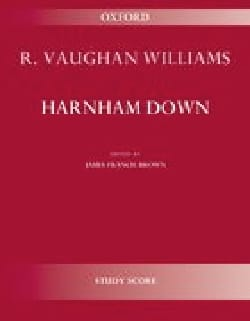 Williams Ralph Vaughan - Harnham Down - Partition - di-arezzo.fr