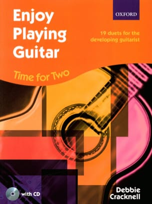 Debbie Cracknell - Enjoy Playing Guitar - Time for Two - Partition - di-arezzo.fr