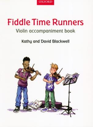 - Fiddle Time Runners - Libro de acompañamiento para violín - Partitura - di-arezzo.es