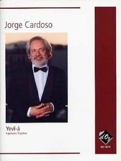 Jorge Cardoso - Yevi-A - Partitura - di-arezzo.es