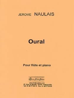 Jérôme Naulais - Urals - Sheet Music - di-arezzo.co.uk