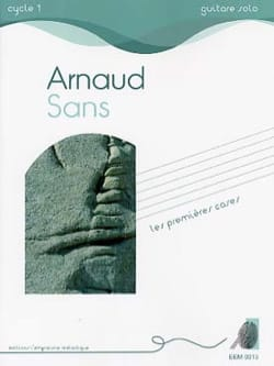 Arnaud Sans - The first boxes - Sheet Music - di-arezzo.co.uk